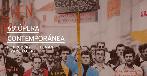68' Ópera contemporánea