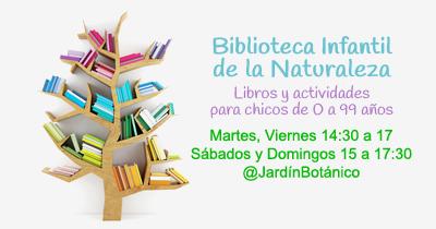 Biblioteca Infantil De La Naturaleza