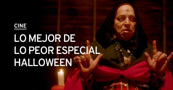Lo Mejor De Lo Peor: Especial Halloween