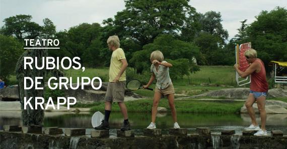 Rubios, de Grupo Krapp