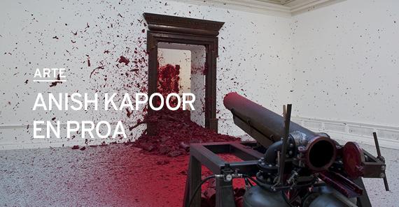Muestra Anish Kapoor