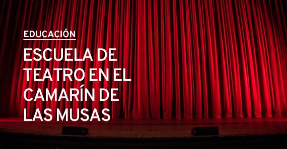 Escuela De Teatro En El Camarín De Las Musas