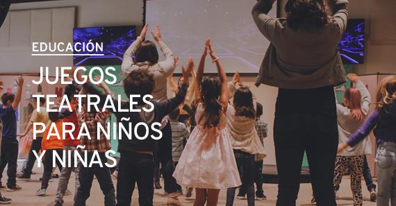 Juegos Teatrales Para Niños