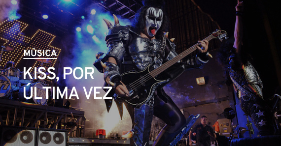 "Kiss: ""End Of The Road"""