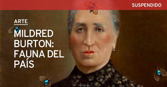 Mildred Burton: Fauna Del País