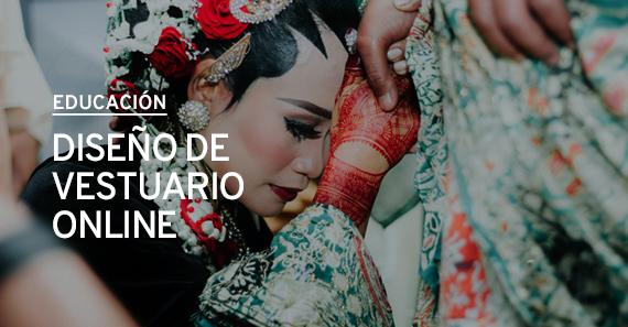 Curso Online: Diseño De Vestuario