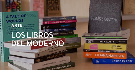 Los Libros Del Moderno