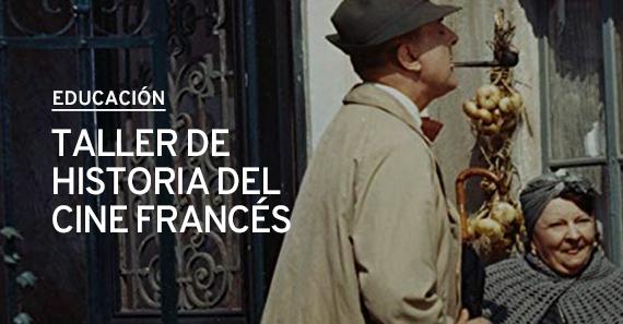 Taller de historia del cine francés