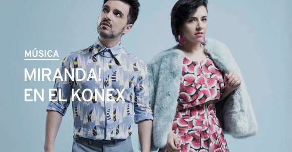Miranda! en el Konex