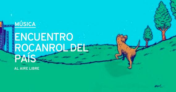 Encuentro Rocanrol Del País