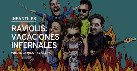 Raviolis: Vacaciones Infernales