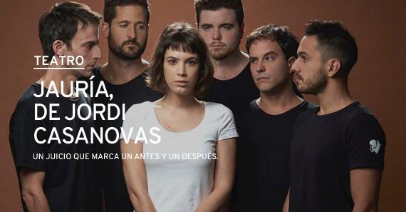 Jauría De Jordi Casanovas