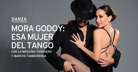 Mora Godoy: Esa Mujer Es Tango