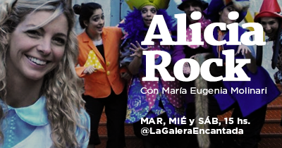 Alicia Rock