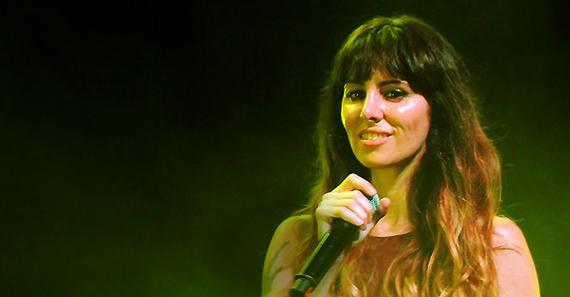 La Mala Rodríguez en Buenos Aires